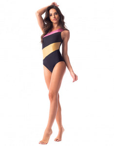 Tricolor One Piece