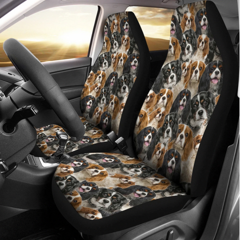 Full Face Car Seat Covers