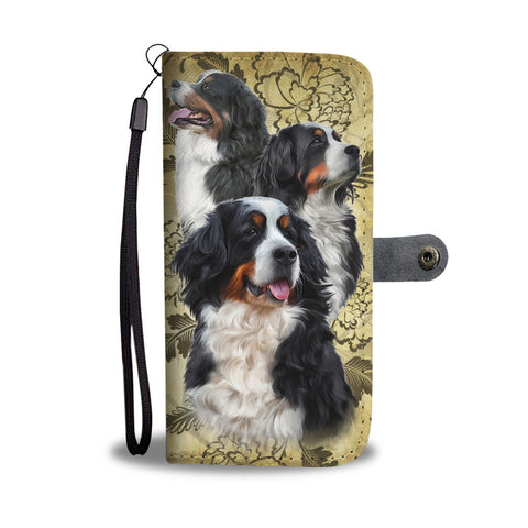 Bernese Mountain - Wallet Case
