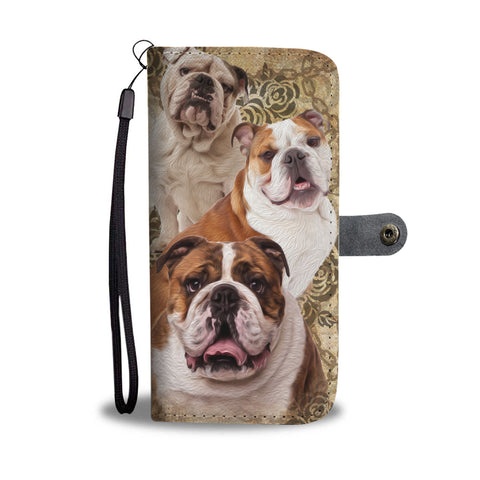 Bulldog - Wallet Case