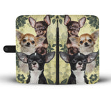 Chihuahua - Wallet Case