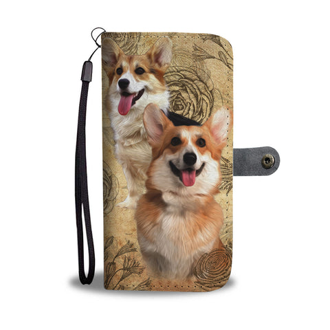 Pembroke Welsh Corgi - Wallet Case