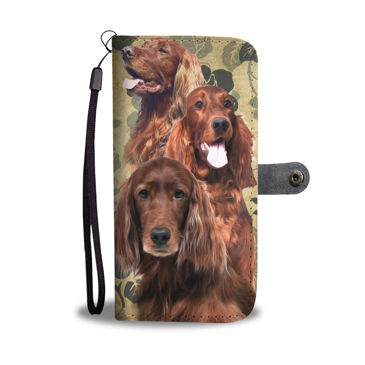 Irish Setter - Wallet Case