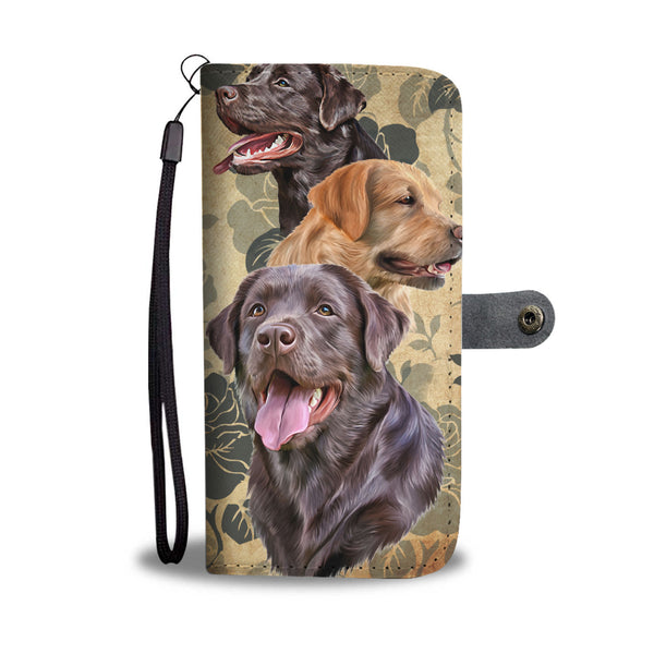 Labrador Retriever - Wallet Case
