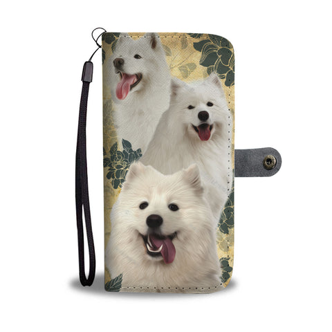 Samoyed - Wallet Case