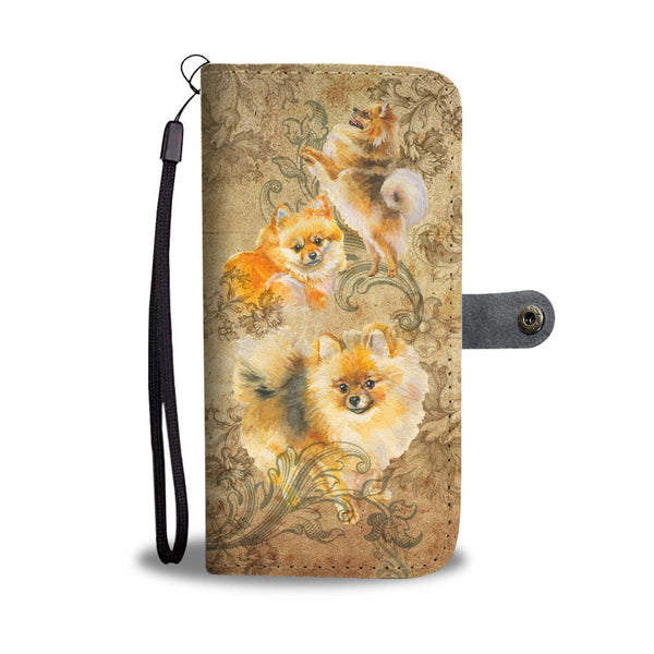 Pomeranian - Wallet Case