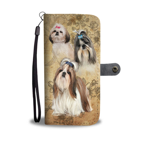 Shih Tzu - Wallet Case