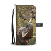 Elephant Wallet Case
