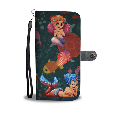Mermaid Wallet Case