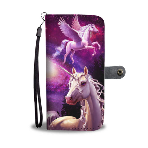 Unicorn Wallet Case