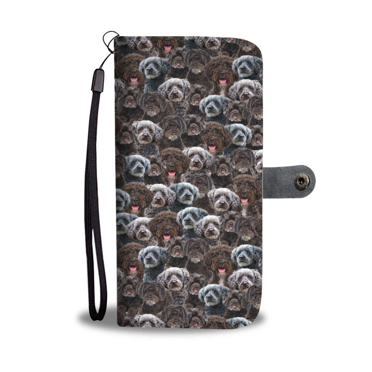 Schnoodle Full Face Wallet Case