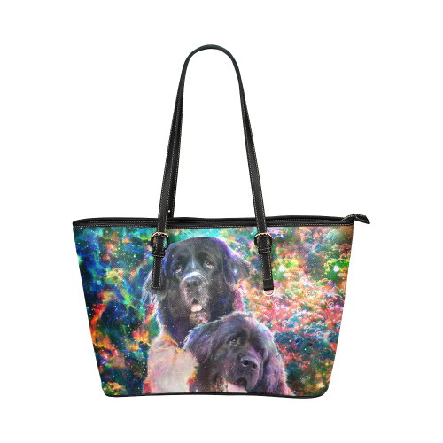 Newfoundland Leather Tote Bag