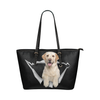 Labrador Leather Tote Bag