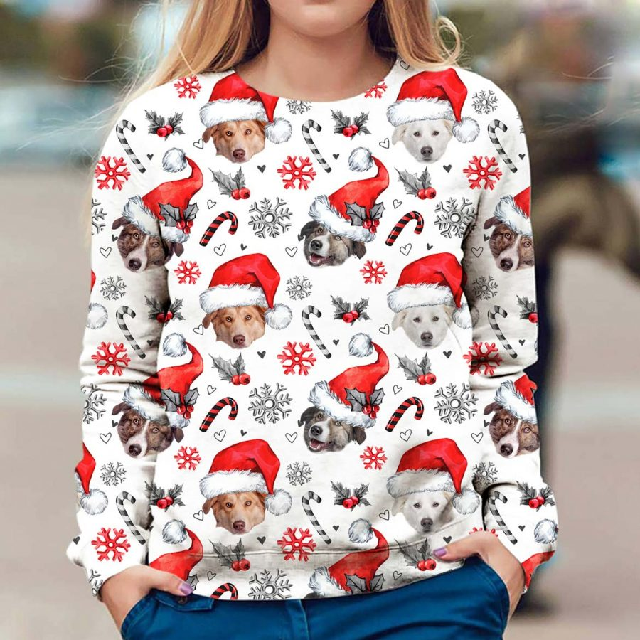 Aidi - Xmas Decor - Premium Sweatshirt