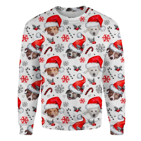 Aidi Xmas Decor Sweatshirt