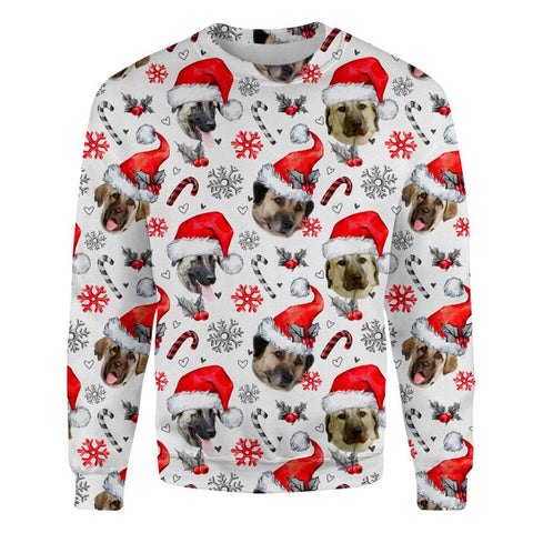 Anatolian Shepherd Xmas Decor Sweatshirt