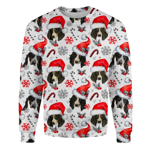 Ariegeois Xmas Decor Sweatshirt