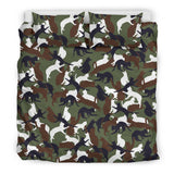 Camo Cat Bedding Set