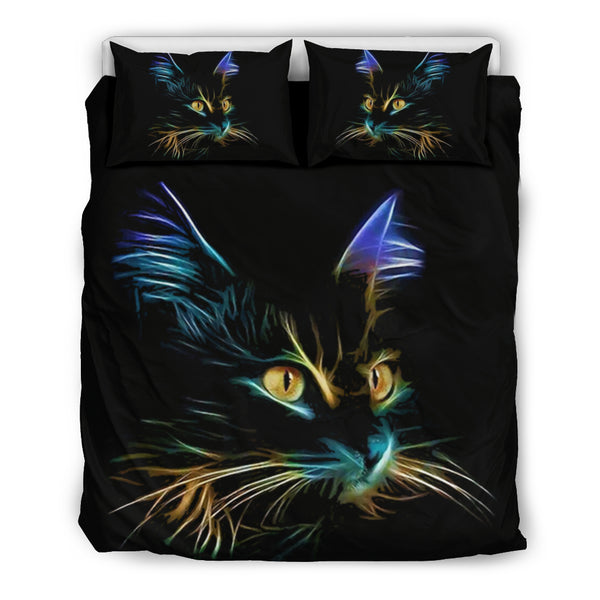 Amazing Cat Bedding Set