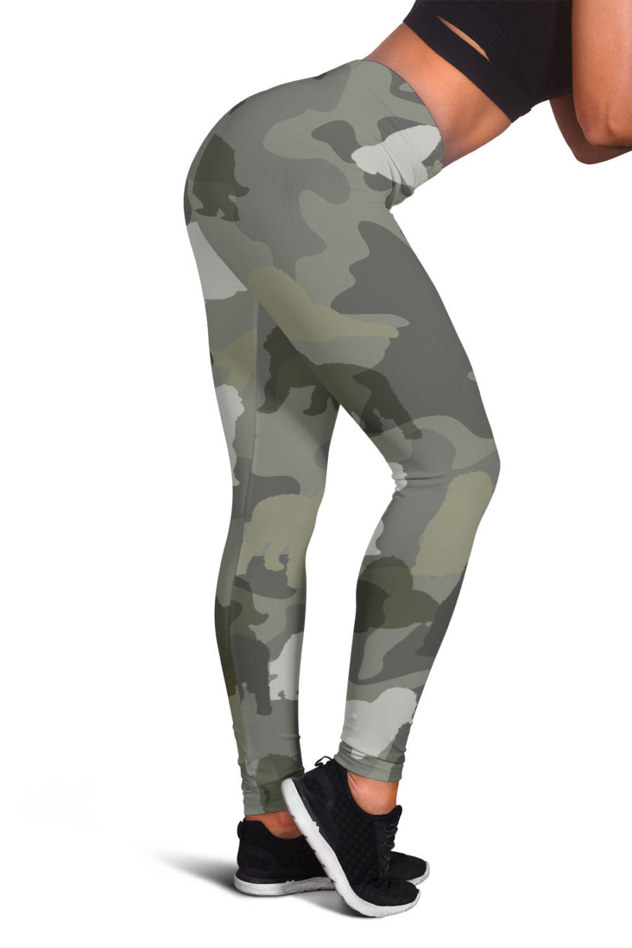 Barbet Camo Legging