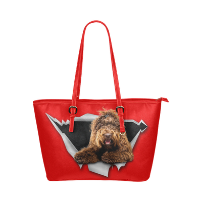 Barbet Leather Tote Bag