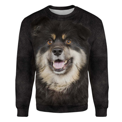 Finnish Lapphund - Face Hair - Premium Sweatshirt