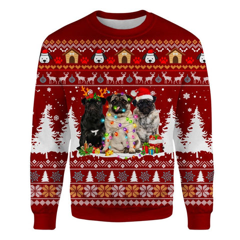 Pug Ugly Sweatshirt