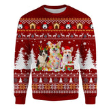 Welsh Corgi Ugly Sweatshirt