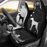 Weimaraner - Car Seat Covers