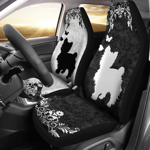 Yorkshire Terrier - Car Seat Covers