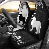 Rough Collie - Car Seat Covers