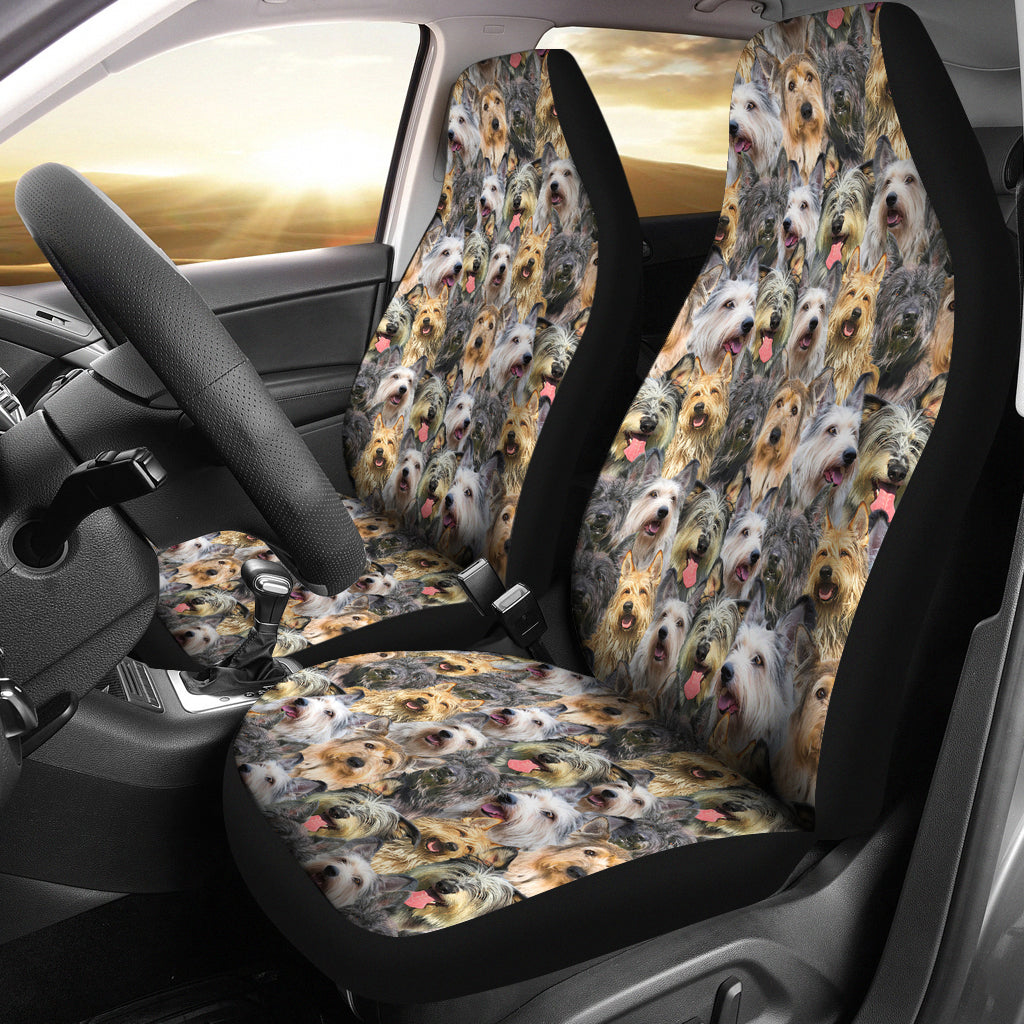 Berger Picard Full Face Car Seat Covers