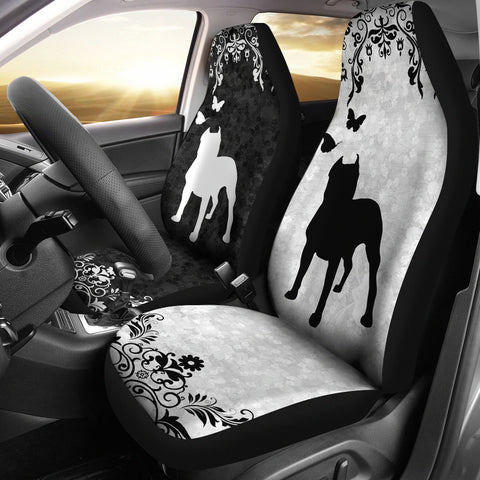 Pit bull - Car Seat Covers