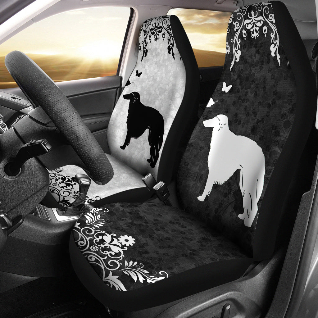 Borzoi - Car Seat Covers