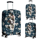 Border Collie - Luggage Covers