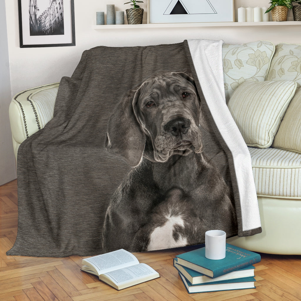 Great Dane - Blanket - 1249