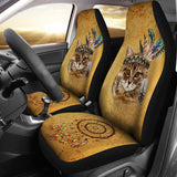 Cat - Car Seat Covers