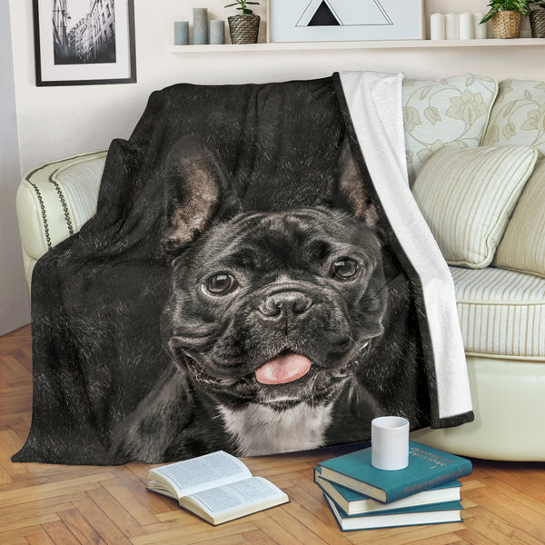 French Bulldog - Blanket - 1177