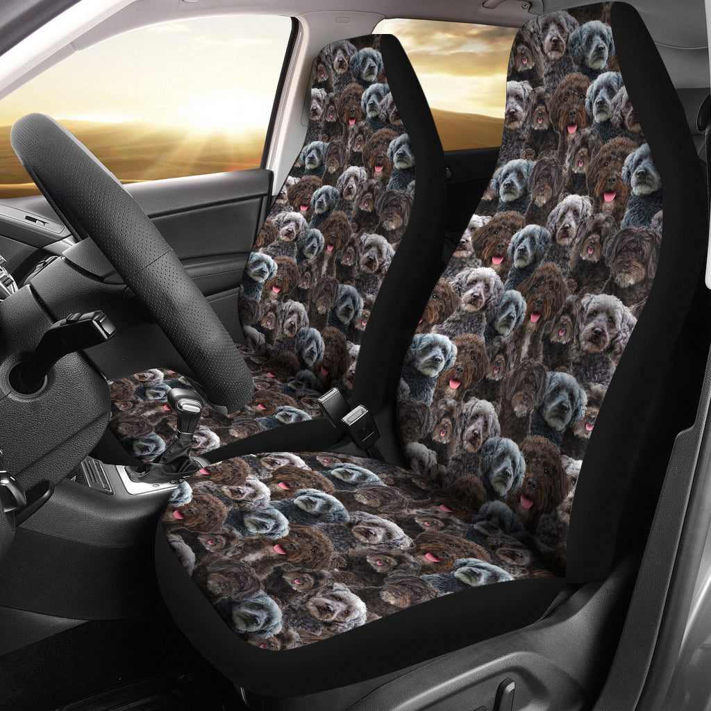 Schnoodle Full Face Car Seat Covers