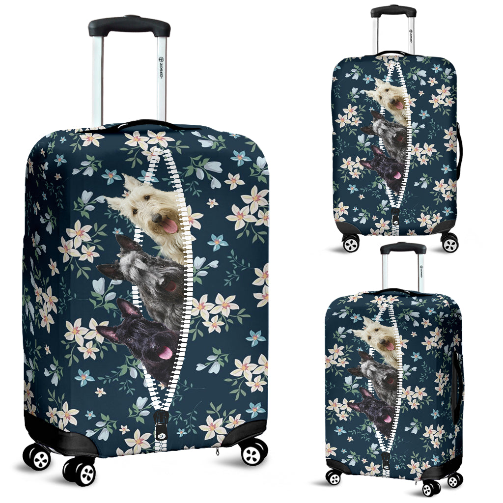 Scottish Terrier - Luggage Covers