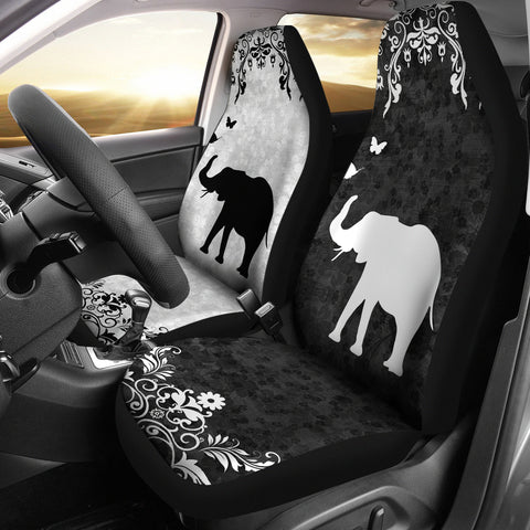 Elephant - Car Seat Covers