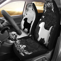 Cairn Terrier - Car Seat Covers
