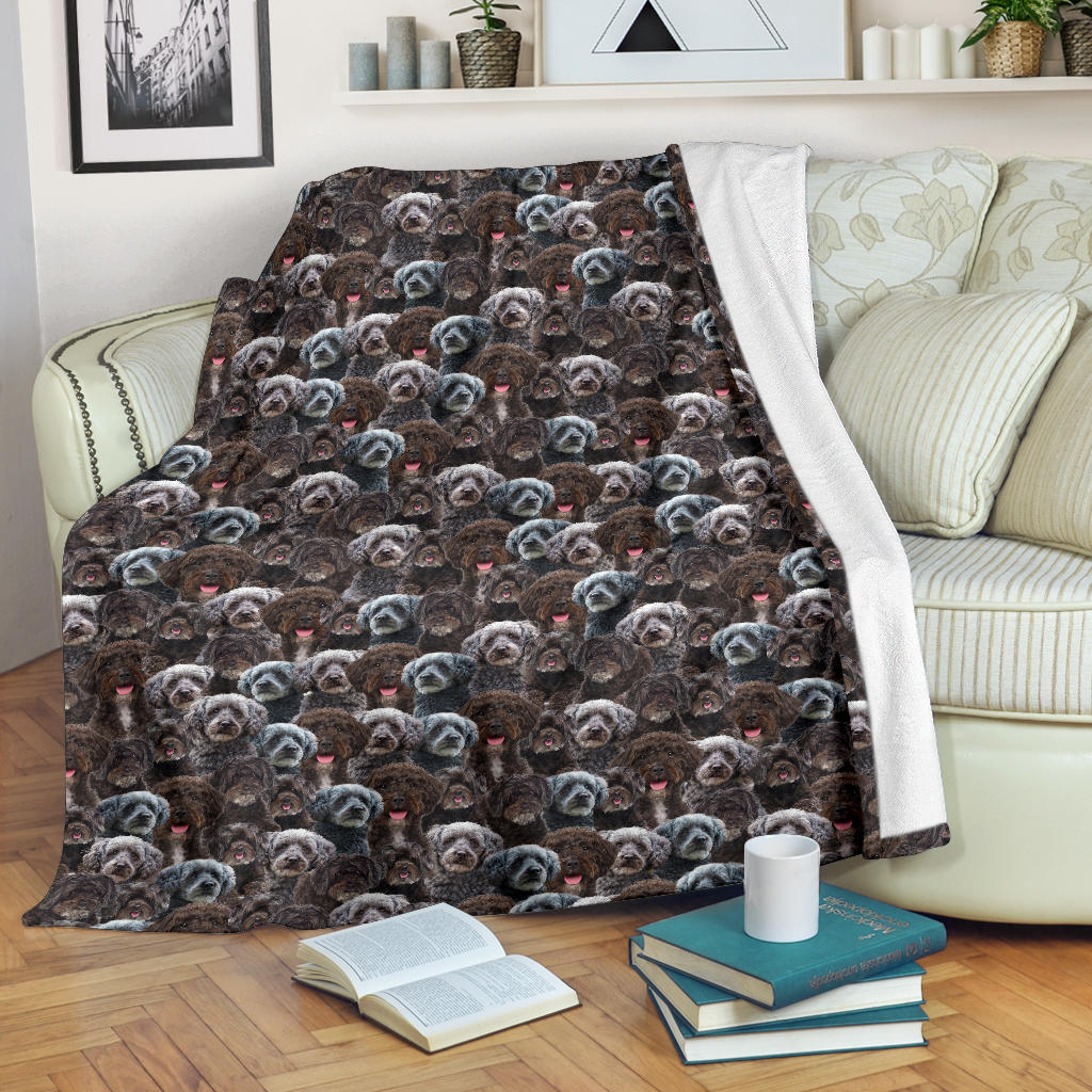Schnoodle Full Face Blanket