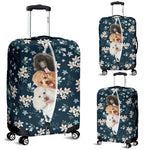 Poodle - Luggage Covers