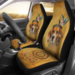 Beagle - Car Seat Covers