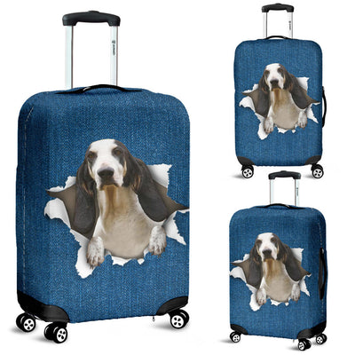 Ariegeois Torn Paper Luggage Covers