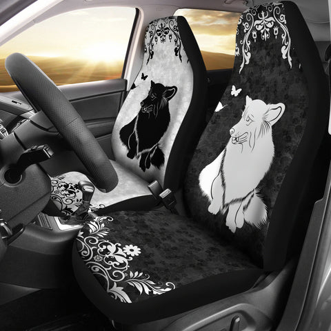 Welsh Corgi - Car Seat Covers