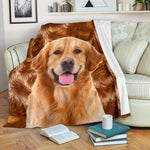 Golden Retriever - Blanket - 1149