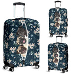 Pug - Luggage Covers