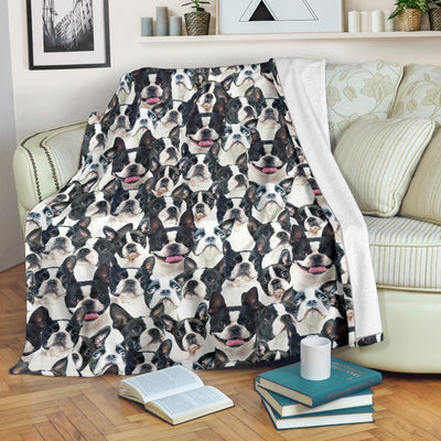 Boston Terrier - Blanket - 1320